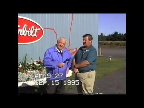 WGOH - Champlain Peterbilt part one  9-15-95