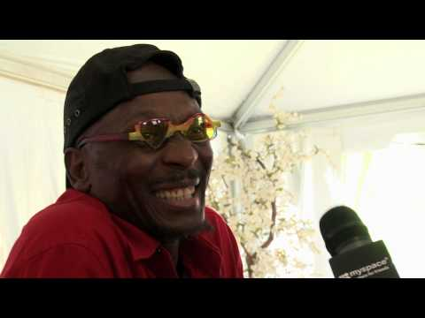 Jimmy Cliff Interview Earth Day 2010