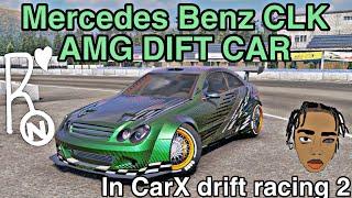 Mercedes Benz clk AMG drift ca…