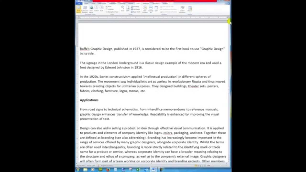 advanced word create a master document and insert other documents