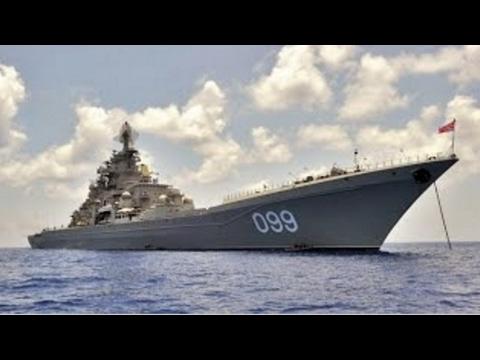 WORST NIGHTMARE for US Navy !!! Russian Navy Kirov Class warship