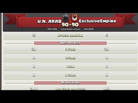 U.n arab vs ExclusiveEmpire
