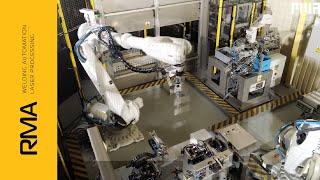 RMA Sp. z o.o. - Automatyczna linia do produkcji wymienników ciepła