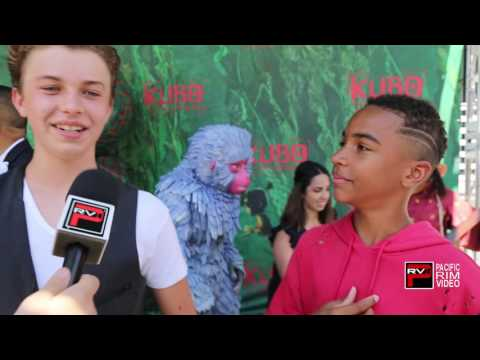 Gumball Rally's Jacob Hopkins and Terrence Ransom Jr talk braveset moments in their life