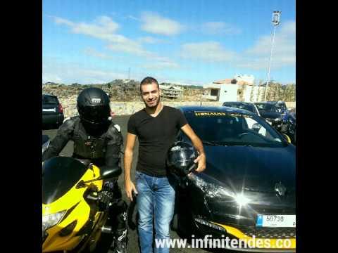 Infinite Rides, Motorcycle school beirut lebanon