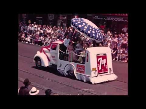 1939 Goodwill Celebration Parade