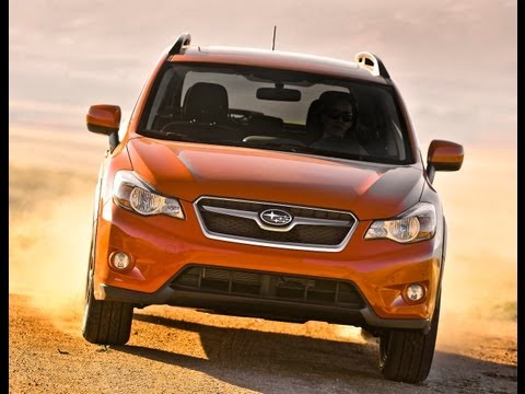 2013 Subaru XV Crosstrek exposed: Everything you've ever wanted to know