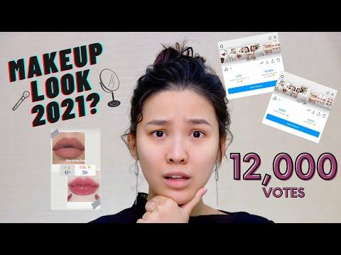 Đi tìm xu hướng trang điểm 2021 với 12000 FANS !!! | Quach Anh