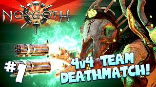 Nosgoth #1 - 4vs4 Competitive Multiplayer