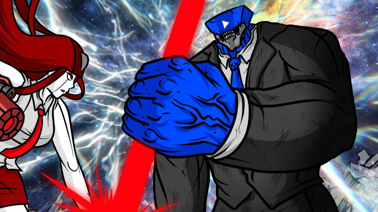 마노 vs 블루핸드 (유튜브 시리즈)