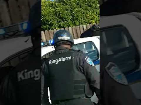 Gunmen Caught By Kin Alarm Security In Kingston Jamaica
