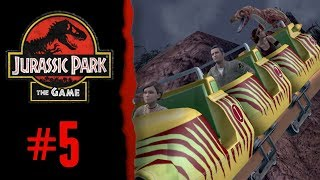 The Cavalry Arrives And The Herrerasaurus Attacks! - Jurassic Park: The Game - Part 5