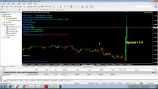 Forex Fundamental Trading - How I have Traded Forex Currency News for Canadian Employment Change
