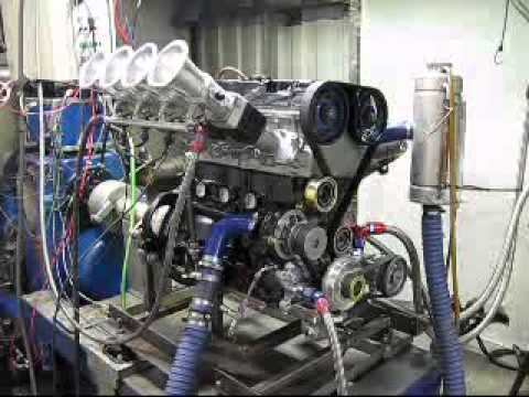 JRE racing engines 2 5 throttle bodies dyno compilation, for mk2 escort  rally car