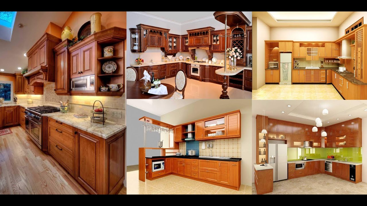 Modular kitchen designs catalogue 2020 - YouTube