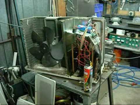 fujita air conditioner wiring diagram forced failure of new fujita condensing unit compressor ... coleman mach air conditioner wiring diagram #7