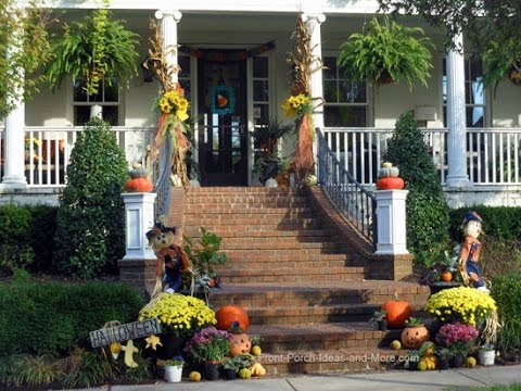 Autumn Porch Decorating Ideas To Enjoy Youtube