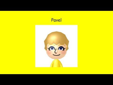 Wii Sports Club Pavel Mii