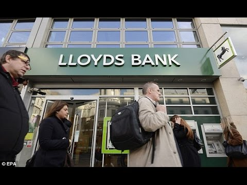 EXCLUSIVE NEWS: Lloyds Bank Announces Plans To Cut 9000 Jobs And Close 150 Branches