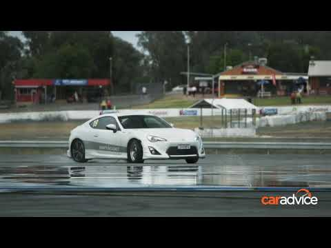 Drift Cadet: Learning How To Drift In The Toyota 86/Subaru BRZ