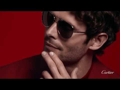 59445257df9d Santos De Cartier Sunglasses by EyeZone - YouTube
