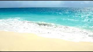 海浪聲音 - 加勒比海灘的海洋聲音,學習與工作的好聲音!Wave Sounds - Caribbean Beach, Good for Studying and Working!