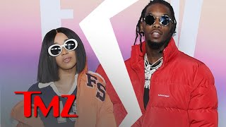 Cardi B Files To Divorce Offset: Their Relationship Timeline | TMZ