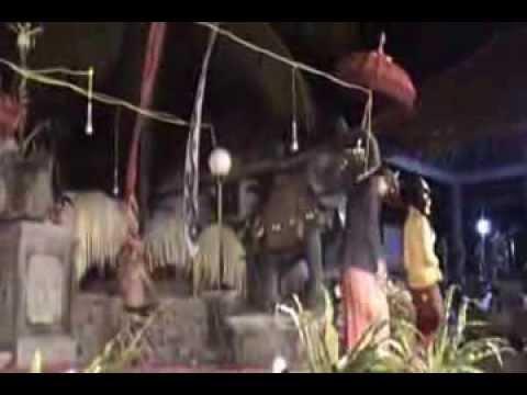 Drama 'SUKRENI GADIS BALI' by Teater Singa Manggala - Bali 2008