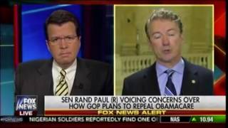 Debt is Worse than Obamacare - Rand Paul | Republicans are Wrong