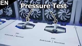 Deepcool: Special mechanism to fight pressure in AIOs