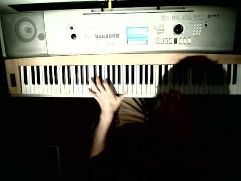 The Killers - Human on Piano