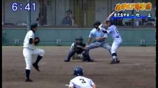 高校野球鹿児島県大会鹿児島中央vs吹上 福岡真一郎 検索動画 18