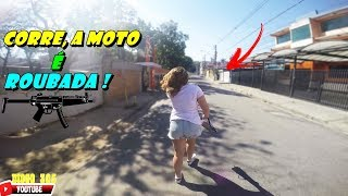 Baixar INTERESSEIRA DA HORNET, A CASA CAIU,A MOTO É ROUBADA ! DIOGO 305