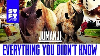 Jumanji: Everything You Didn't Know | SYFY WIRE
