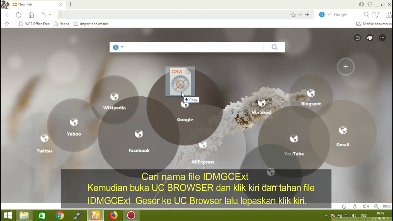 buka uc browser