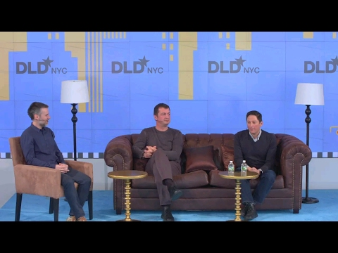 Media - Now & Then (Sasha Savic, Eric Ashman, Brian Morrissey) | DLD New York