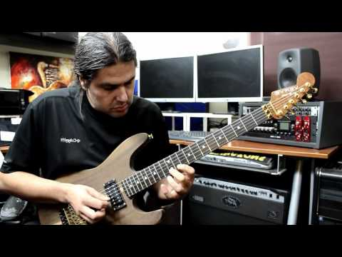 Malmsteen Style Lick Part6   Lick Of The Week 117