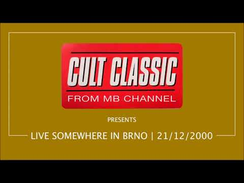 CULT CLASSIC - Monkey Business live somewhere in Brno (21.12.2000)