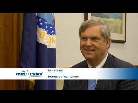 Meet the Farmhands: Agriculture Secretary Tom Vilsack