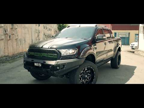 Ford Ranger T6 FL PX MKII FUEL LETHAL HKS LEGAMAX OLD MAN EMU OPTION4WD AT AUTO SHOPPE