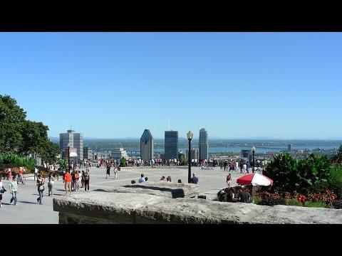 Le Parc du Mont-Royal et l'Oratoire Saint-Joseph - Montréal
