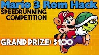 Speedrun Competition For 100$!!  Rando Tournament Finals Update