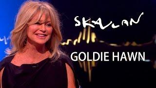 Goldie Hawn | SVT/NRK/Skavlan