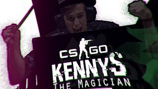 kennyS - The MagiciaN! - CS:GO