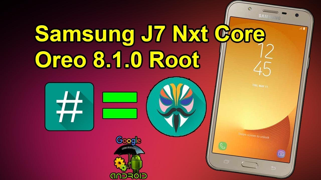 Samsung sm-j701f Root Oreo 8 1 0 by Gsm System