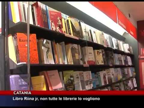 Libro riina jr non tutte le librerie lo vogliono tgmed for Porta a libro youtube
