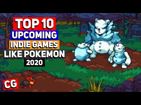 Top 10 Upcoming Indie Games Like Pokemon (Monster Taming Games) – 2020 & Beyond!
