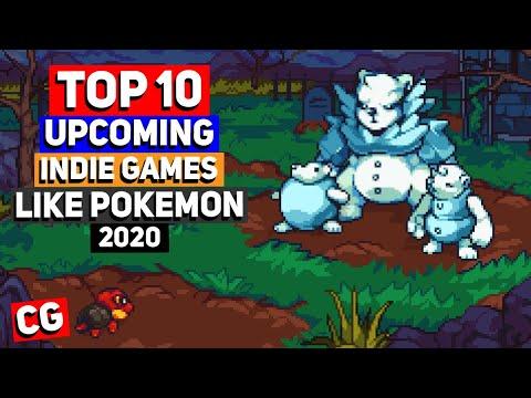 Top 10 Upcoming Indie Games Like Pokemon (Monster Taming Games) – 2020 & Beyond!
