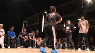 Finale 1vs1 Bgirl : AYANE (JPN) vs MESS (RUS)