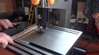 Unboxing And Assembling A 9 Inch Ryobi Band Saw
